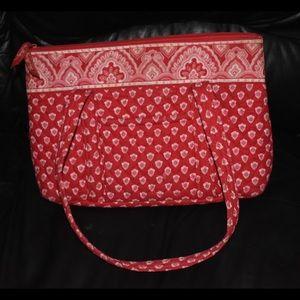 ca69917db878 Vera Bradley Bags - Retired Rare Nantucket Red Vera Bradley Bag