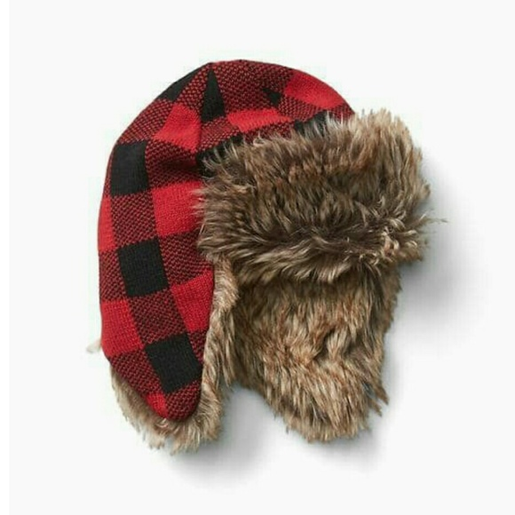 Buffalo plaid  winter hat. M 586d7a87d14d7b02ad004c59 894ce6d602e
