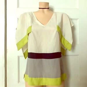 Sugar Lips Colorblock Top