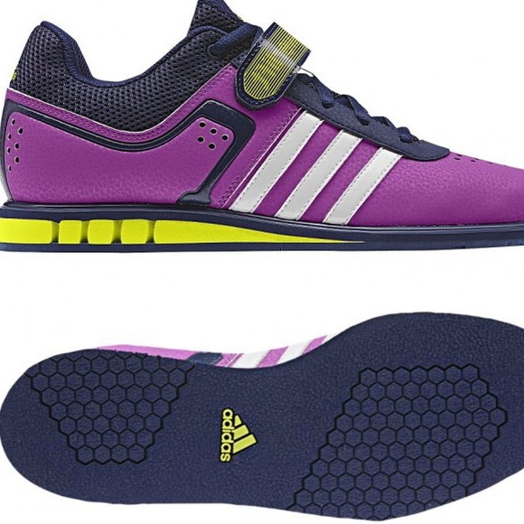 New Adidas Power Lifters 2 Crossfit Gym