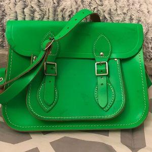 The Cambridge Satchel Company Handbags - Green Cambridge satchel  (wears visible)