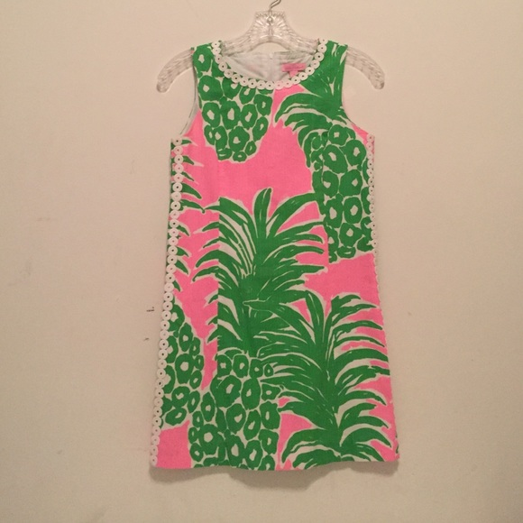 0a99e24f08ab0c Lilly Pulitzer Other - cute pineapple kids lilly pulitzer dress