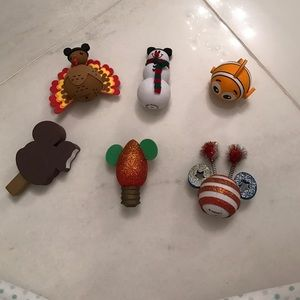 Used, Set of 6 Disney antenna balls for sale