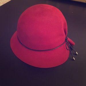 Genie wool hat by Eugenia Kim - 0/S