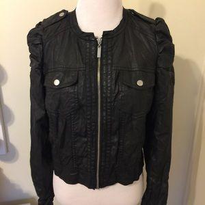 Bernardo Jackets & Blazers - Faux leather jacket by bernardo