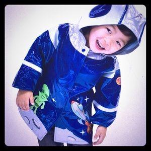 Kidorable Other - Rain coat ☔️ Space 🚀 Hero from kidorable