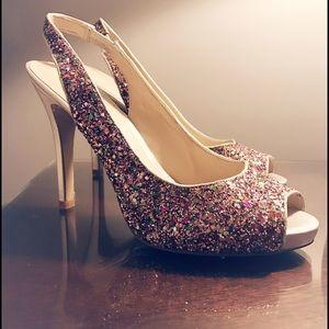 Size 7.5 Nine West shoes