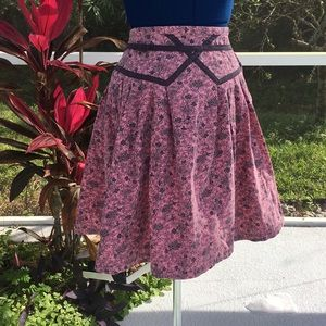 Dresses & Skirts - French Connection Floral Skirt