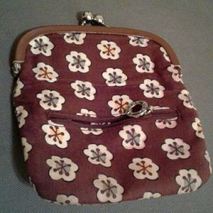 Other - Vera Bradley frill wallet coin purse pouch