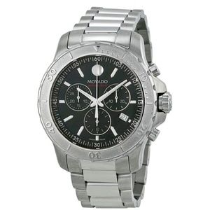 Movado  Other - NWT Movado Chronograph Men's Stainless watch