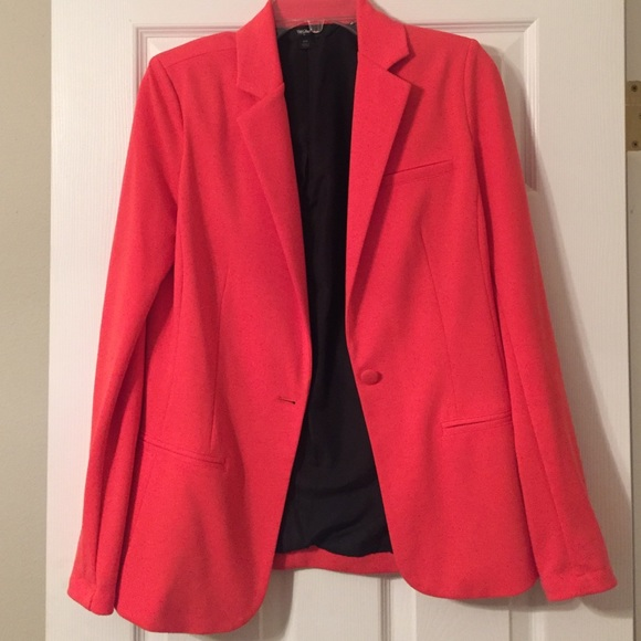 Mossimo Supply Co. Jackets & Coats - Coral Blazer- so soft & stretchy!