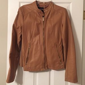 Express Jackets & Blazers - ❄️Winter Flash Sale! Express (faux) Leather Jacket