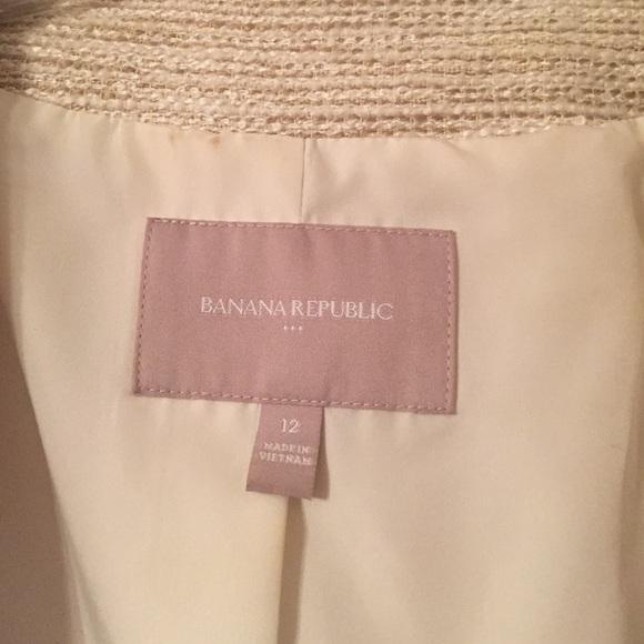 Banana Republic Jackets & Coats - Banana Republic Blazer