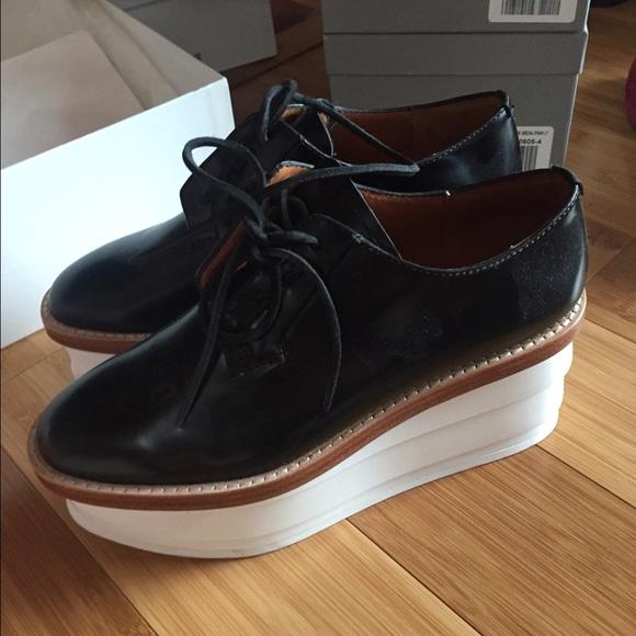 2618834d481 & other stories platform laceup shoes 36.5-37