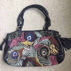 Isabelle Fiore Embroidered Bag