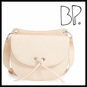 Nordstrom Handbags - ❗️1-HOUR SALE❗️Vegan Leather Crossbody Bag