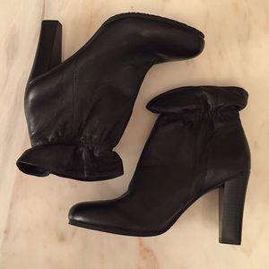 Ann Taylor Shoes - Ann Taylor Loft genuine leather ankle boot