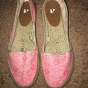 Shoes - Super fun/cute BP flats