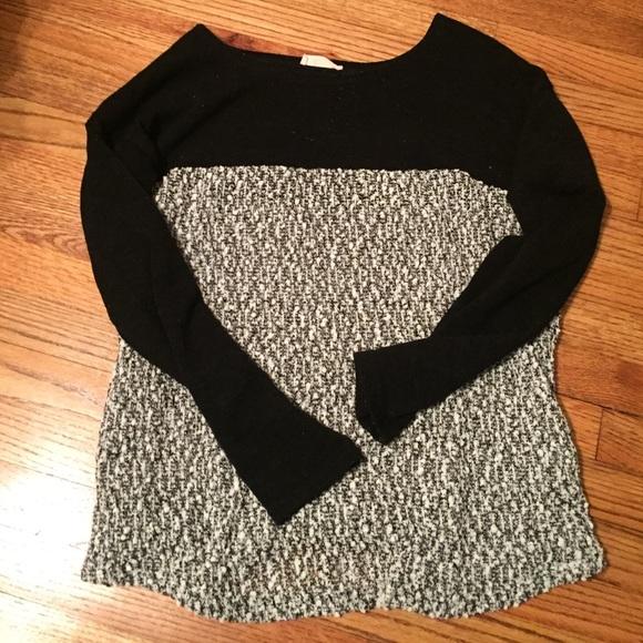 Sweaters - Flash Sale! Colorblock Sweater