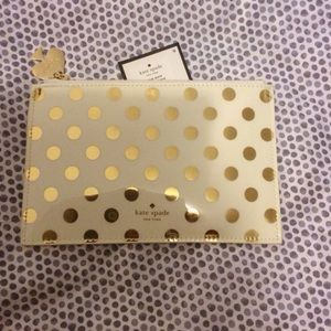 Kate Spade pouch **NEW** 