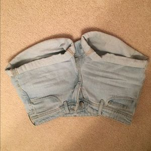 H&M jean shorts, never worn