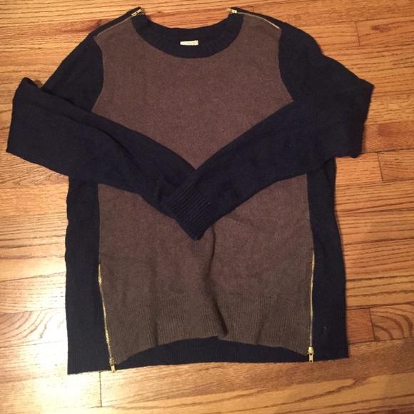 J. Crew Factory Sweaters - Flash Sale! J.Crew Colorblock Sweater