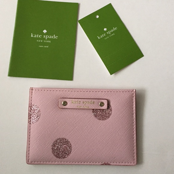 kate spade Handbags - Kate Spade card case! NWT