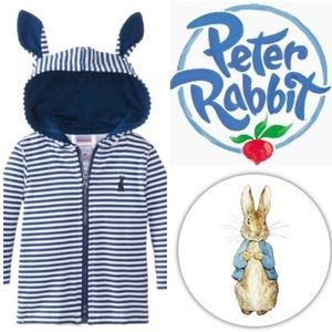 Nickelodeon Other - Peter Rabbit Infant Hoodie With Ears