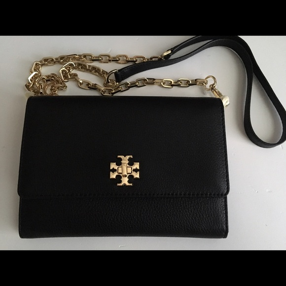 8e6e916c1 Tory Burch Mercer Crossbody Wallet Best Price NWT