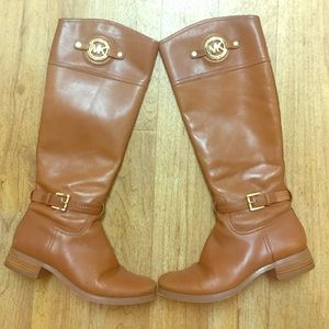 Michael Korrs Leather BootsSZ 7M Great Condition