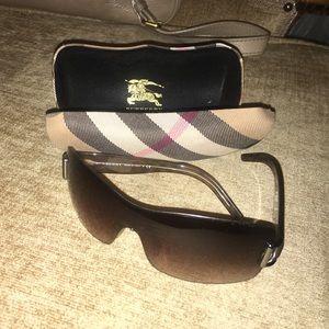 Burberry men's sunglasses