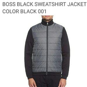Boss Black Other - 🎩Host Pick Boss Sweatshirt Jacket🎩😙