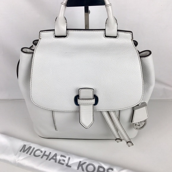 c8f0200b69bd Michael Kors Bags | Medium Romy Leather Backpack | Poshmark