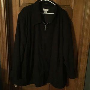 Jackets & Blazers - Black jacket size 30/32