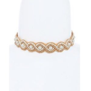 "Jewelry - ""Boho Glam"" Choker Necklace"