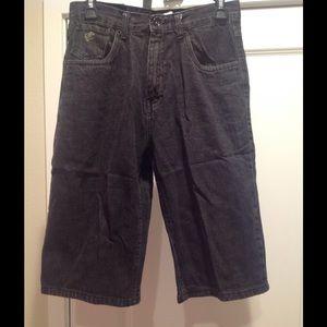 """Rocawear Other - Boys Black RoCaWeaR Denim Jean Shirts ~ 16/31"""""""