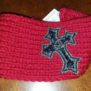Accessories - Cross, Boho headband
