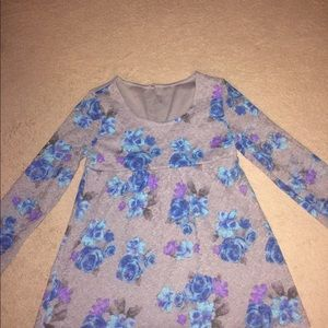 JUSTICE GIRL'S DRESS.  SIZE 12