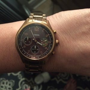 Women's fossil watch- like. New