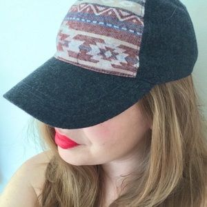 Capelli of New York Accessories - Capelli of NY | Aztec Baseball Hat