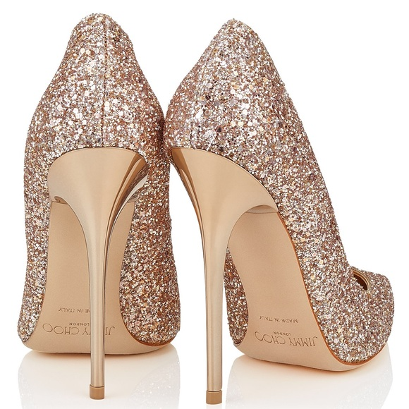 Flash Sale Today Only Gold Dust Heel 38