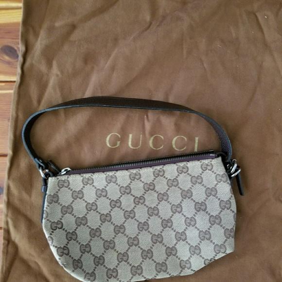 Gucci Other - Amazing Rare Authentic Vintage GUCCI Shoulder Bag