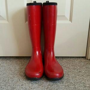 Kamik Shoes - 💋1 hr Sale💋Kamik Red Rubber Boots
