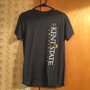 Kent State University tshirt