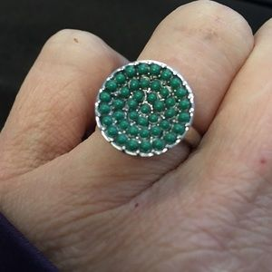 Lia Sophia Jade Ring