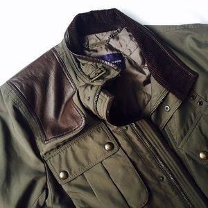 Ralph Lauren Black Label Jackets & Blazers - Purple Label | Utility Jacket