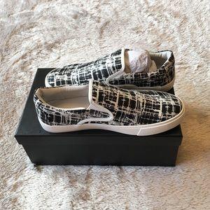 Joe's Jeans Other - Men's Joe's Jeans Swash Printed Slip On Sneakers