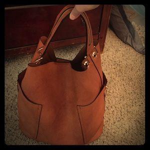 gabriella rocha Handbags - ❤️SALE❤️Tan hobo with crossbody bag