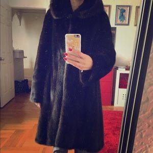 Jackets & Blazers - Mink coat high quality