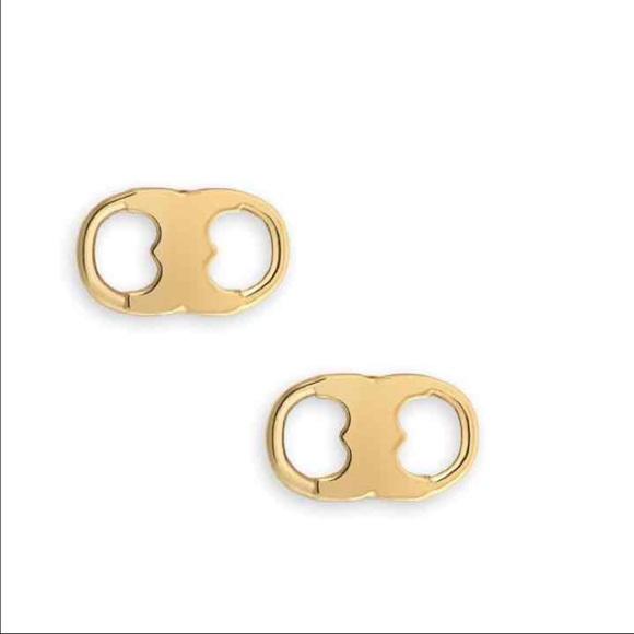 9bec4ea42180 New Tory Burch Gemini Earrings - FINAL SALE